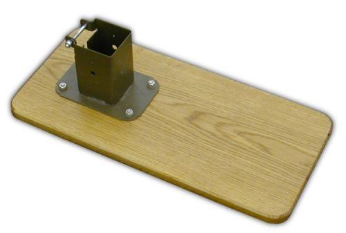 Freestanding Post Base (For 75mm x 75mm Post)