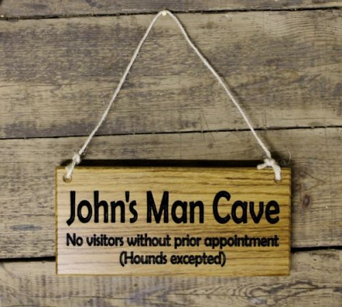 Personalised Strung Sign - Large