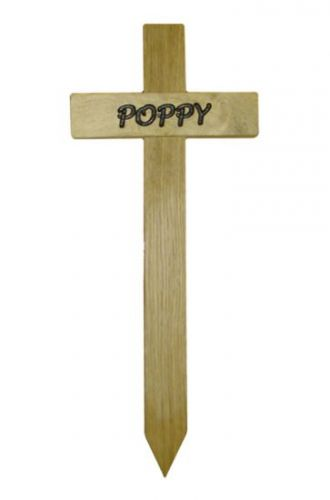 Pet Memorial Cross (Regular)