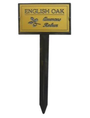 Plant Label Stake / Grave Marker